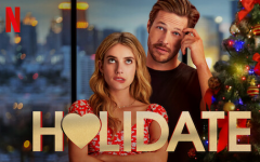 Emma Roberts and Luke Bracey star in a romantic comedy just before the holiday season.