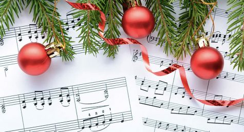 Listening to Christmas music is a great way to get in the mood of the Christmas season.