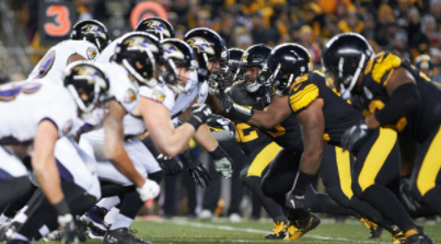 The Pittsburgh Steelers beat the Baltimore Ravens 19-14 on Wednesday, Dec. 2, after postponing the game three times.