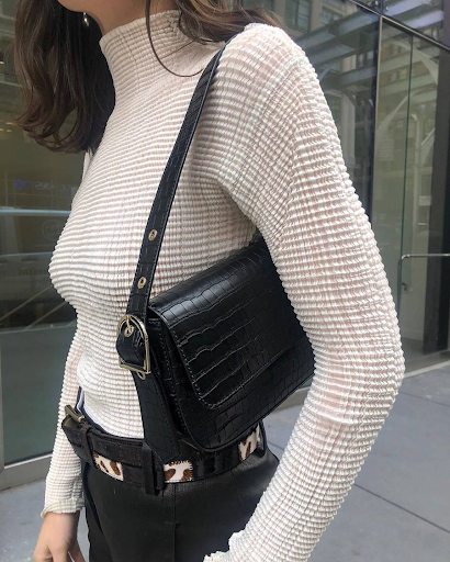 Shoulder bags are the most adorable accessory and they come in a variety of colors