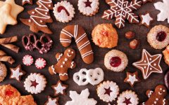 Chrimastime is a perfect time to bake some delicious sweet treats.