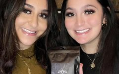 Senior twins Stephanie and Amelia Zayed launched their own makeup brand called ZBeauty.