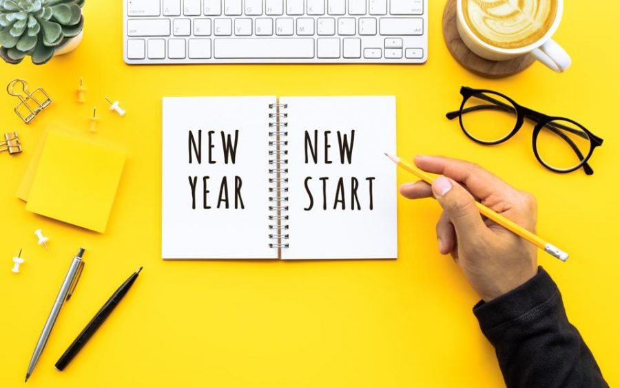 Everything you need to come up with great New Year's Resolutions.
