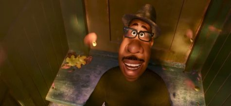 Jamie Foxx stars as Joe Gardner in Pixar