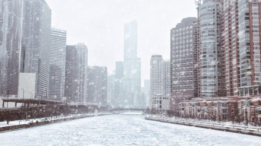 The immense snowfall on Jan. 26 led to schools being closed across the Chicagoland area.
