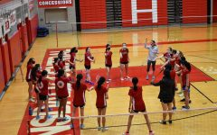 On Wednesday, Feb 25, the Hinsdale Central varsity and junior varsity played York.