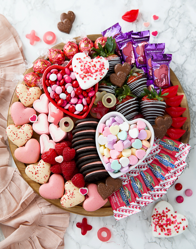 Valentine's Day is known for being a holiday celebrated with chocolate and flowers. In order to bring your Valentine's Day gifts and baking to the next level, look at the recipes below.