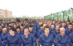 'Re-Education' camps for Muslims in China have caused outcry from the international community.
