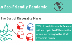 Cloth masks help the environment and keep you safe.