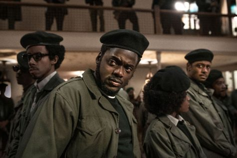 Daniel Kaluuya leads a formidable cast as prominent activist and Black Panther Fred Hampton.