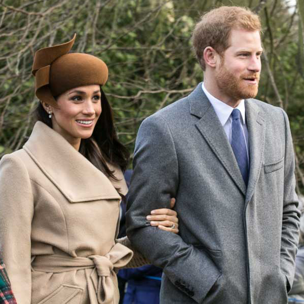 Meghan Markle reveals information about the royal family to Oprah Winfrey