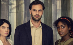 The main characters, Adele, David, and Louise, in the popular Netflix series