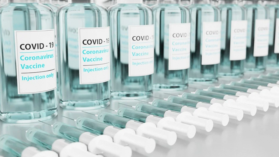 All educators in the Hinsdale area received their first dose of the COVID-19 vaccine the week of February 1 and their second dose the week of March 1.