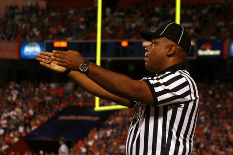 One student reflects on the importance of refs but why more accountability is needed.