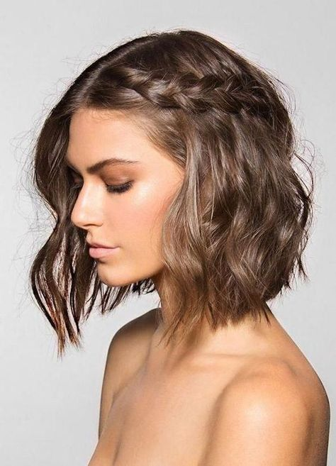 Braids are a great hairstyle option for all hair lengths and types.