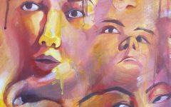 AP Art Students Display Artwork at HC Art Show
