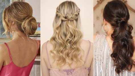 Prom will be held on the track this year. Make sure to plan your hairstyle accordingly!