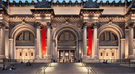 The Metropolitan Museum of Art hosts a Met Gala every year. While last year