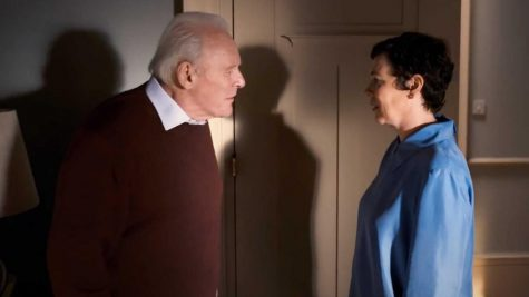 Anthony Hopkins and Olivia Colman star in Academy Award-nominated performances as Anthony and his daughter, respectively