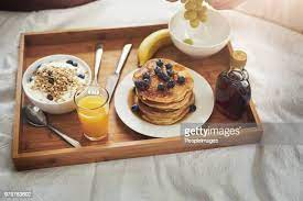 Serving breakfast in bed is an easy and thoughtful way to celebrate Mothers Day.
