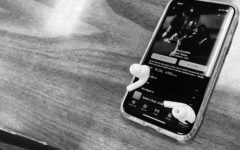 ¨Life of a Don¨ displayed on apple music on students IPhone(Courtesy of Lynden McCarroll)