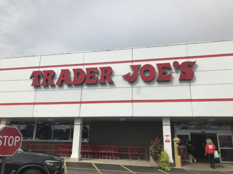 The Trader Joe's in Downers Grove is only about ten minutes away from Hinsdale Central. This makes it a very popular grocery store for Red Devil families.